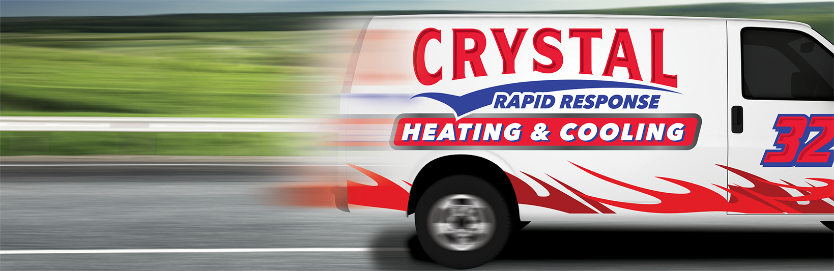 Crystal Heating & Cooling. The Fleet that Can't Be Beat!
