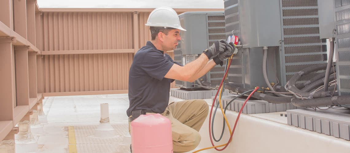 Crystal Commercial HVAC Installation Specialists