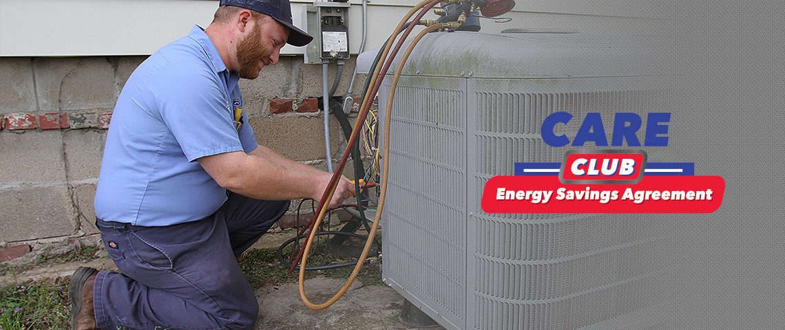 Care Club HVAC Maintenance Plans by Crystal Heating & Cooling