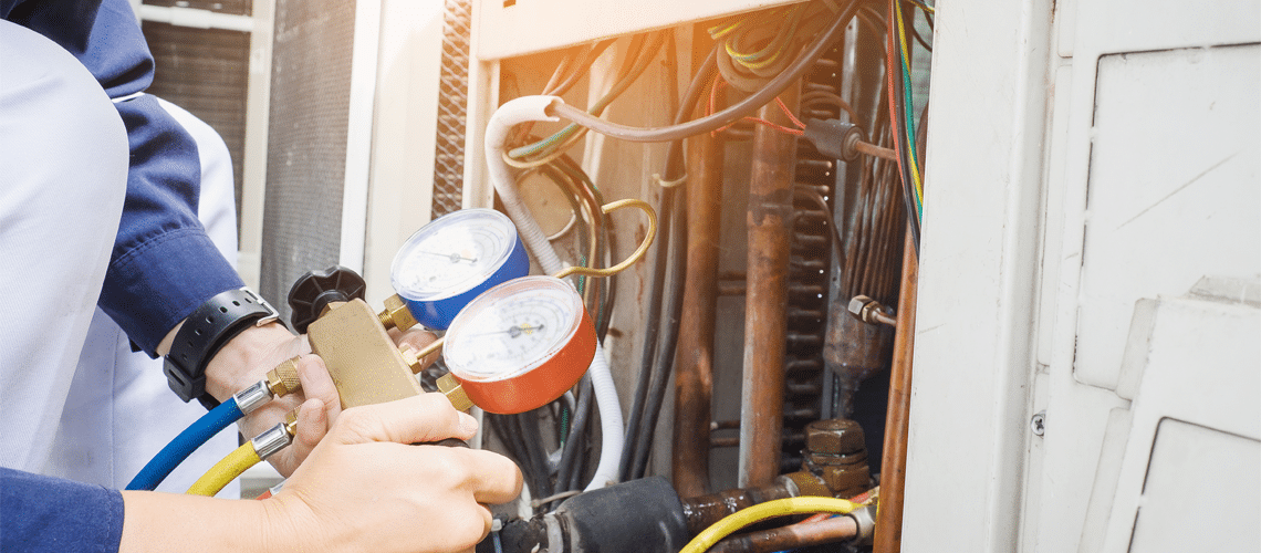 Commercial Air Conditioning Repair Services | Crystal HVAC