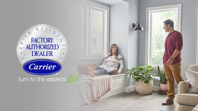 Family Very Comfortable in home with HVAC by Crystal Heating & Cooling