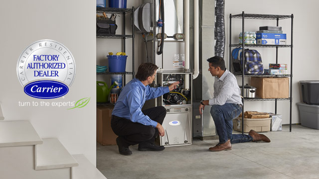 Schedule Service With Crystal Heating & Cooling