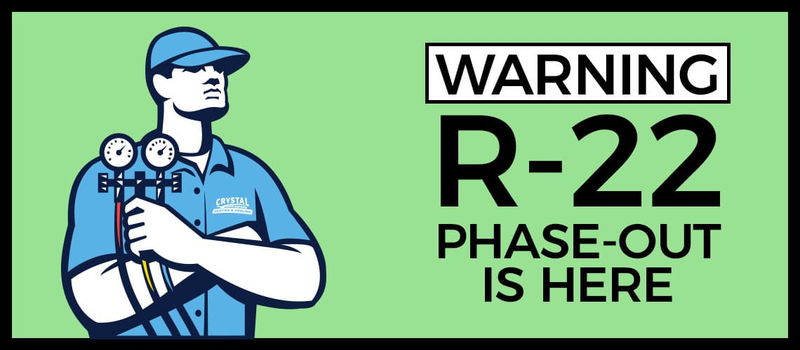R-22 phase-out