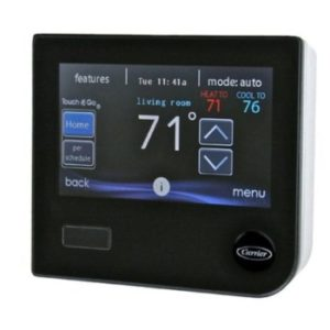 New Carrier Thermostat