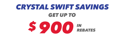 Crystal Swift Savings