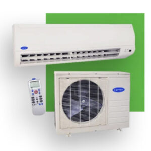 Carrier Ductless HVAC systems