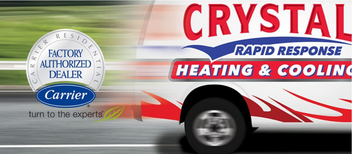 Crystal Heating & Cooling, the Ductless Experts
