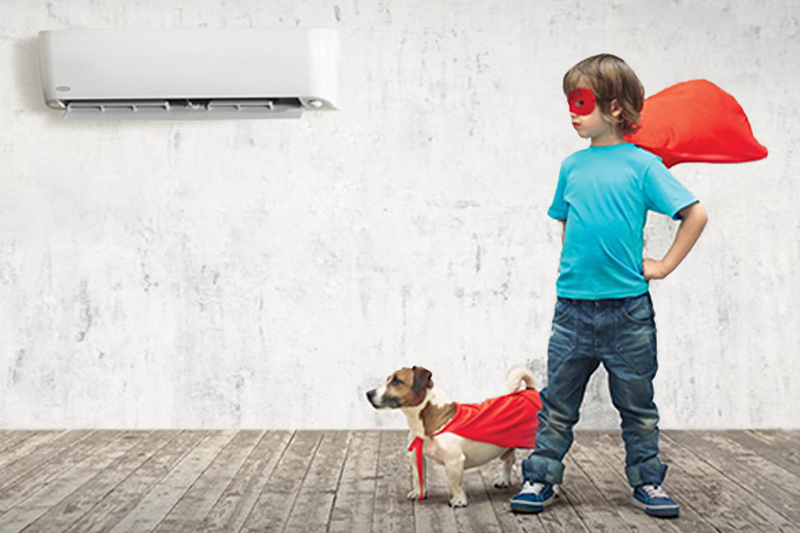 carrier ductless superkid